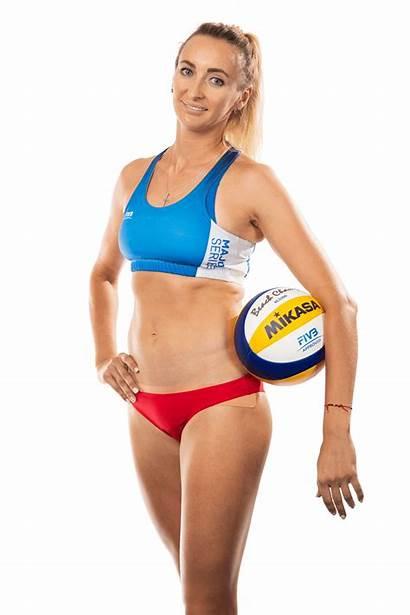 Ekaterina Volleyball Beach Player Height Players Beachmajorseries