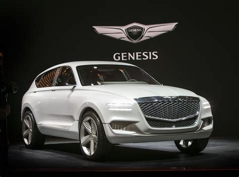 Genesis Working On A Third Crossover, Sport Model To ...
