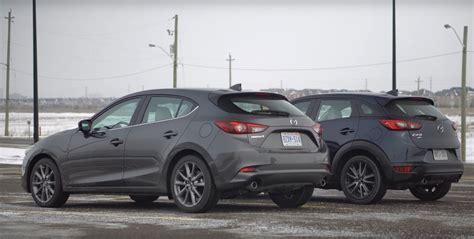 Mazda3 Sport Vs. Mazda Cx-3 Review