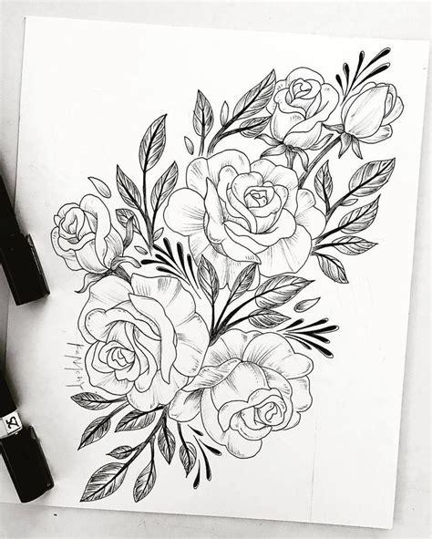 ideas  flower tattoos  pinterest pretty flower tattoos feminine tattoos