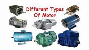 Types Of Motors Ii Electrical Technology Ii Part