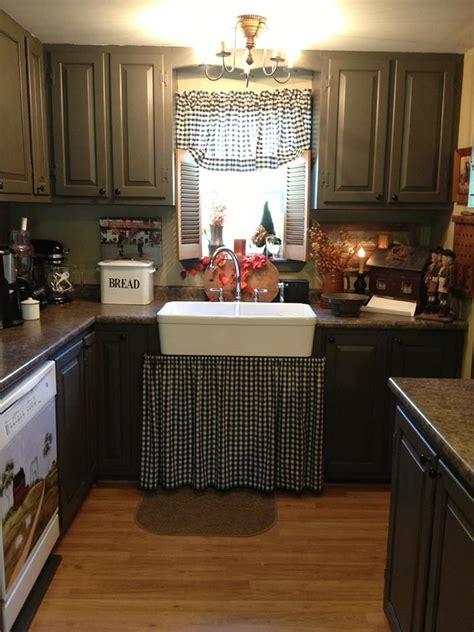 images  primitive kitchen  pinterest