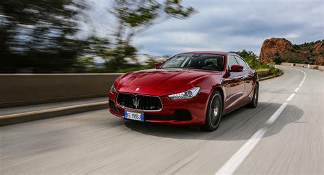 Maserati Ghibli Sedan by 2017 Maserati Ghibli Pricing And Specs More Power And