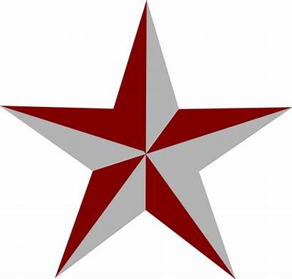 Star Clip Svg Clipart Vector Texas Silver