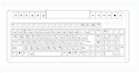 Taiwan Keyboard-keyboard Layouts-keysource Laptop