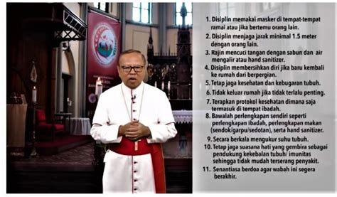 INDONESIA Cardinal of Jakarta: May all places of prayer be ...
