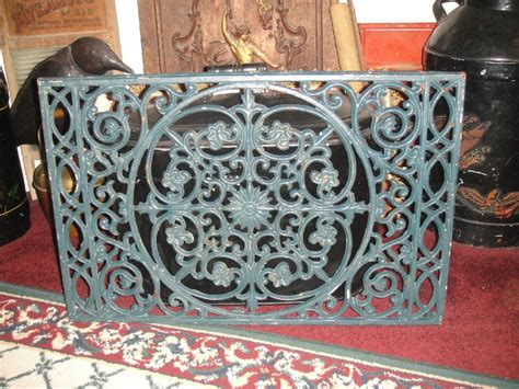 Wrought Iron Doormat by Superb Cast Iron Door Mat Cast Iron Yard Or Wall Large