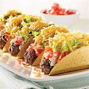 Recette Tacos Mexicain : recettes tacos ~ Farleysfitness.com Idées de Décoration