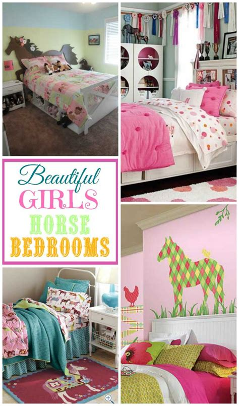 horse bedrooms bedroom themed fabulous rooms little bed bedding equestrian inspired amazing pony designdazzle themes found check some decorating dozen