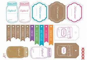 Mes étiquettes Gratuites à Imprimer : printable gratuit nos tiquettes t l charger ~ Nature-et-papiers.com Idées de Décoration