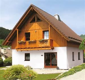 Landhaus Im Grünen : isowoodhaus ein kleines landhaus im gr nen isowoodhaus anbieter ~ Markanthonyermac.com Haus und Dekorationen
