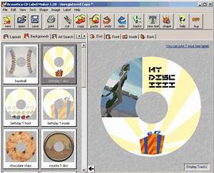 easy cd and dvd cover creator download softperformance17 With cd label creator