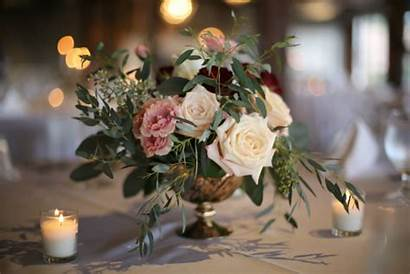Table Decor Ceremony Reception Repurpose Flower Decorations