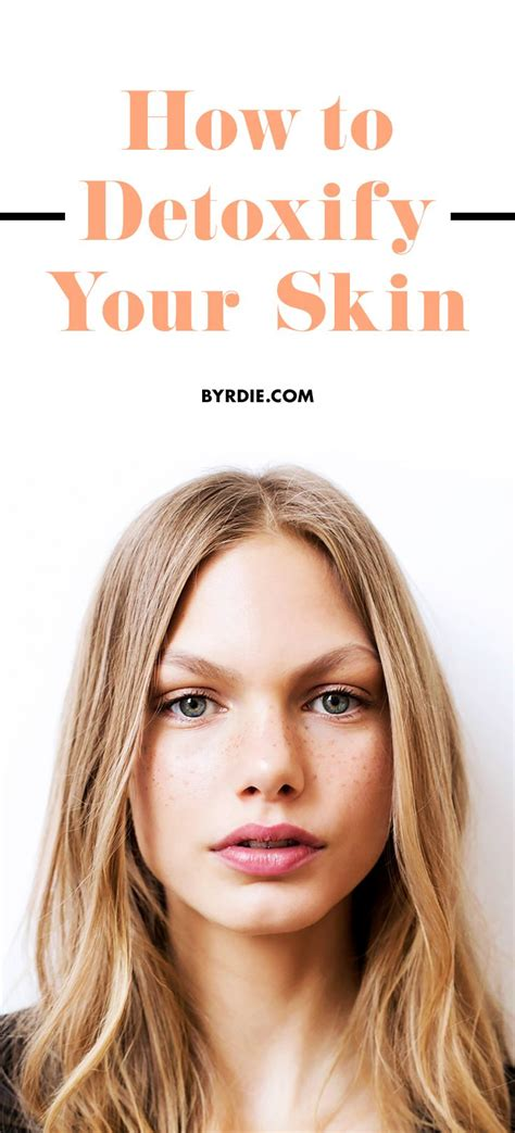 How To Detoxify Your Skin After A Month Of Holiday Partying Holiday Parties Beauty And Your Skin