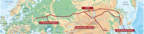 Transsiberie express duur