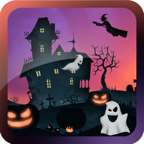 Halloween Night Live Wallpaper【個人化app玩免費】-app點子