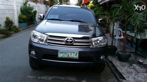 toyota fortuner   diesel automatic  sale