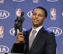 2015 NBA Stephen Curry MVP