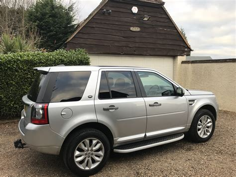 land rover freelander   sd hse automatic gs vehicle