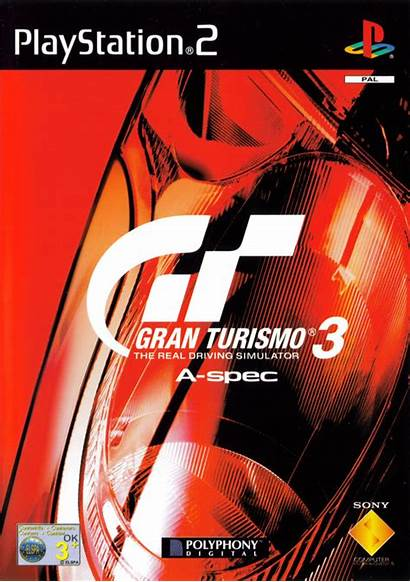 Gran Turismo Spec Playstation Mobygames Covers Box