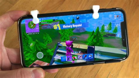 fortnite mobile controller released youtube