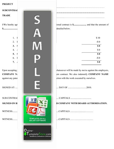 construction vesting certificate template cost control forms construction templates