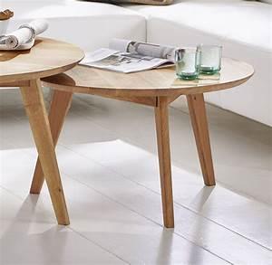 Tisch Rund 70 Cm : sale tisch couchtisch rund kernbuche 70 cm olpe ~ Bigdaddyawards.com Haus und Dekorationen