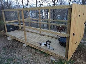 How to build a dog run making the perfect enclosure for for Dog house pen