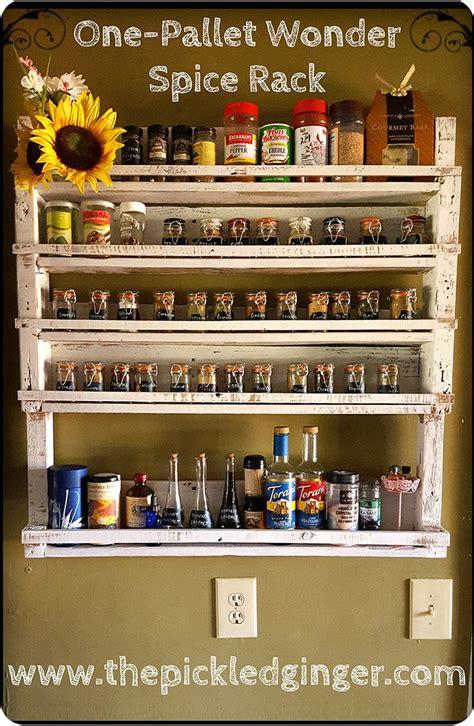 Diy Spice Racks by 486 Best Kitchen Spice Storage Images On