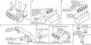 34 2006 Nissan Pathfinder Parts Diagram