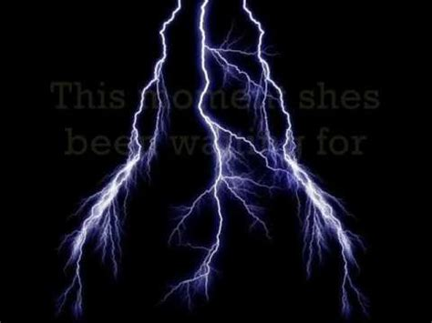 crashes lyrics live lightning crashes with lyrics Lighting