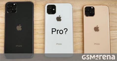 apple pro moniker iphone gsmarena