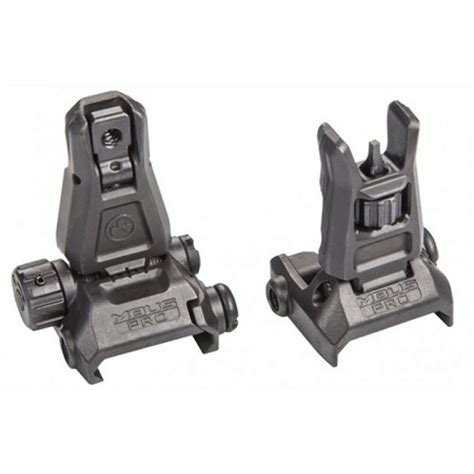 Magpul MBUS Pro Front & Rear Sight Set $139.95 Free Shipping