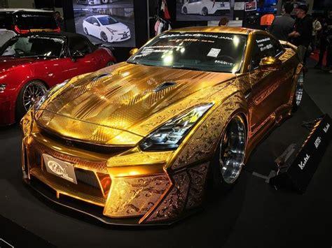 gt  rgt  gold metal paint customized  kuhl racing