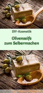Flüssigseife Selbst Herstellen : olivenseife zum selbermachen seifen rezept anleitung korken schneeflocke pinterest ~ Buech-reservation.com Haus und Dekorationen