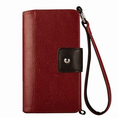 Iphone Wallet Wristlet Leather Lola Case Xo