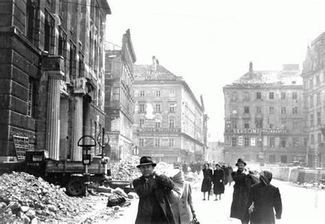 nachkriegszeit stadtgeschichte wiens