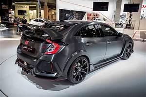 Honda Civic Type R Type R White Edition : 2017 civic type r prototype hd photo gallery x auto ~ Medecine-chirurgie-esthetiques.com Avis de Voitures