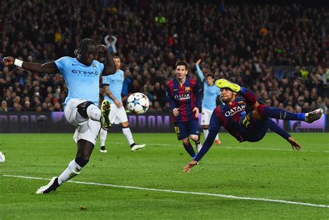 Manchester City 3-1 Barcelona: Champions League – as it happened | Football | The Guardian