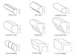 chair rail molding styles revival home ideas chairs wood molding and