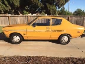 Datsun B210 Honey Bee by 1975 Datsun B210 Honeybee Edition For