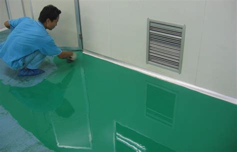 epoxy flooring application china top five paint factory maydos stone tough epoxy resin self leveling flooring photos