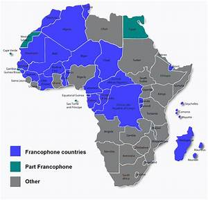 Is there a diff... African Countries