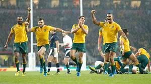 Rugby Australie L'Express