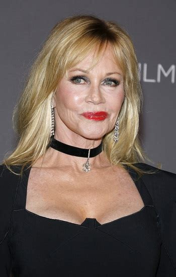 hairstyles melanie griffith long layered hairstyle