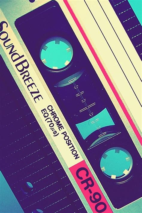 cassette tape iphone wallpaper hd