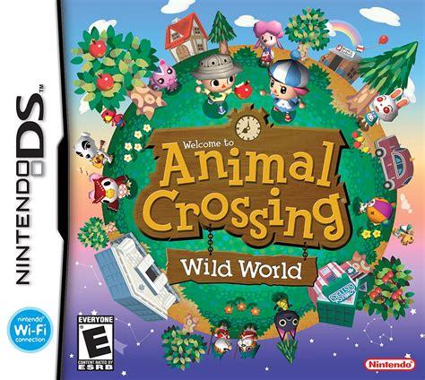 animal crossing wild world uscz rom