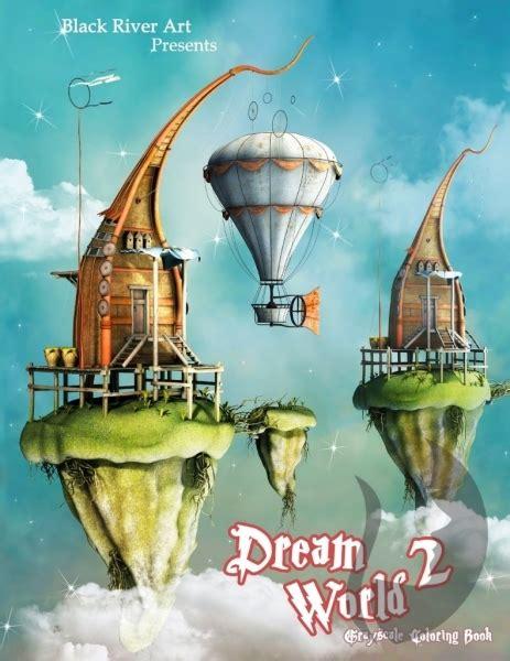 babyzimmer dreamworld 2 world 2 grayscale coloring book karlon dougles