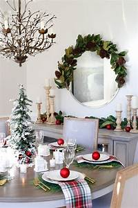 Christmas, Village, Table, Setting, And, Holiday, Entertaining, Ideas