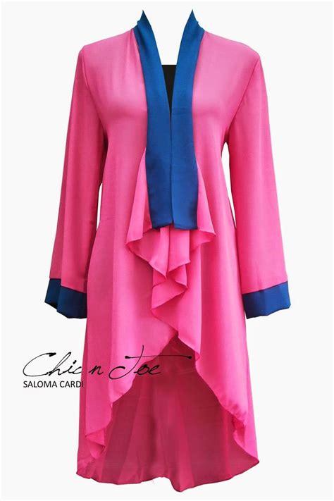 model kebaya terbaru kebaya kimono saloma renda kebaya